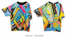 Coral Paint T Shirt