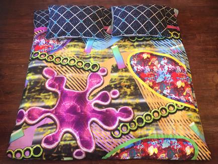 SPLAT Double Duvet Cover Set