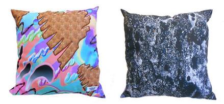 Puffalo Cushion