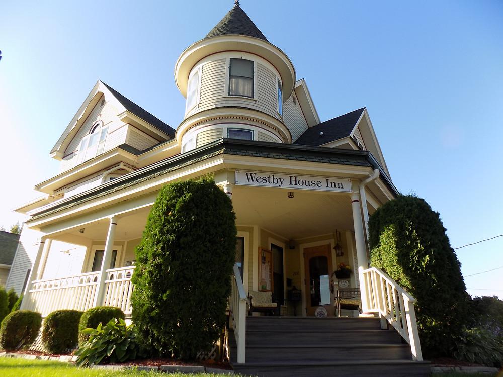 Visit the Westby House Inn