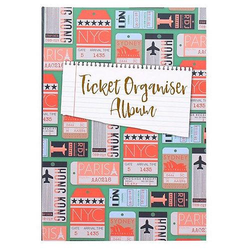 Ticket Organiser Album