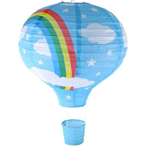 Blue Balloon Lampshade