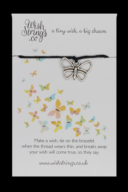 Butterfly Wish Bracelet