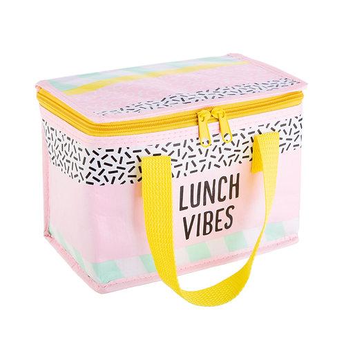 Memphis Modern Vibes Lunch Bag