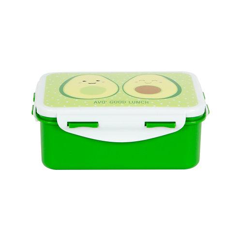 Happy Avocado Lunch Box