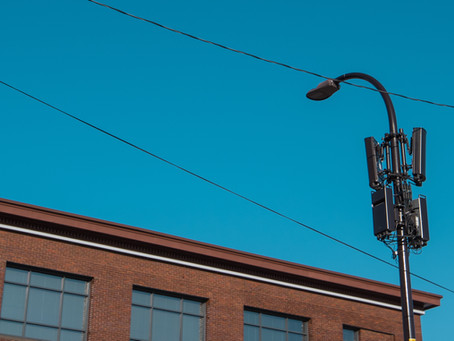 """New """"micro-cell"""" pole use requests arrive in right-of-way"""