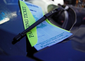 Issuing parking tickets may violate federal law