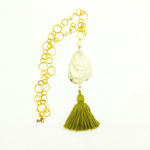 Nonesuch Necklace by MEG CARTER DESIGNS