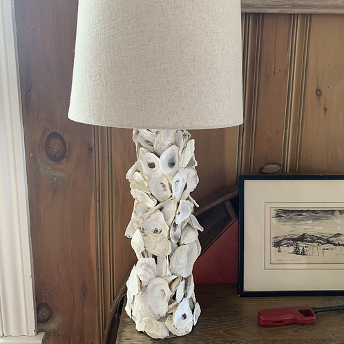 Abigail Pearl Lamp by Nancy Williams