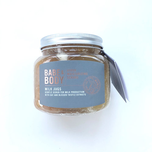Milk Jugs Lactation Support Scrub by Babe & Body