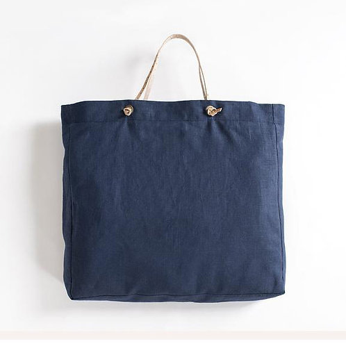 Everyday Linen Tote Bag by Celina Mancurti