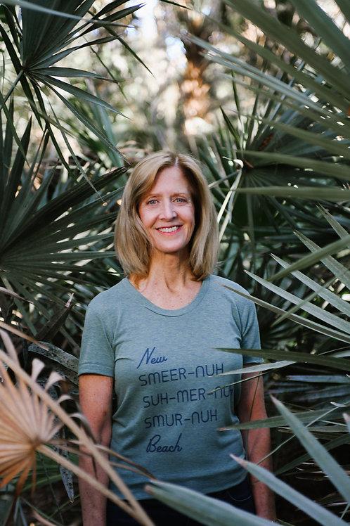 New Smyrna Beach Vernacular Women's T-Shirt