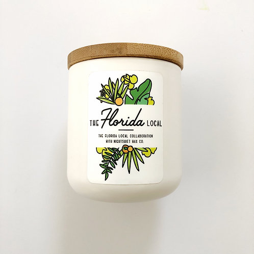 The Florida Local Candle