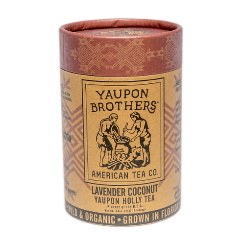 Lavender Coconut Yaupon Tea by Yaupon Brothers