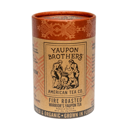 Fire-Roasted Warrior's Yaupon Tea by Yaupon Brothers