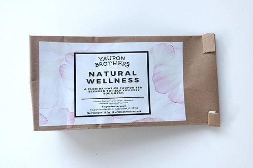 Natural Wellness Yaupon Blend by Yaupon Brothers