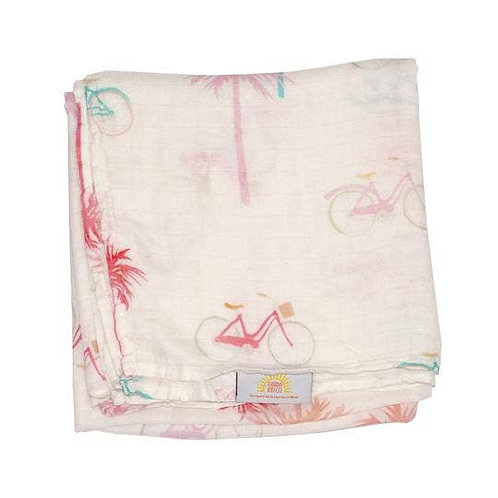 Beach Cruisin' Swaddle by Florida Kid Co.