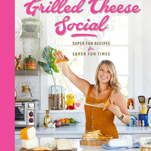 Grilled Cheese Social Cookbook by MacKenzie Smith