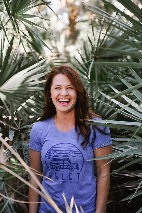 New Smyrna Beach Inlet Women's T-Shirt
