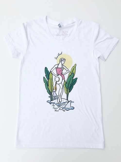 'Save Local' Women's T-Shirt