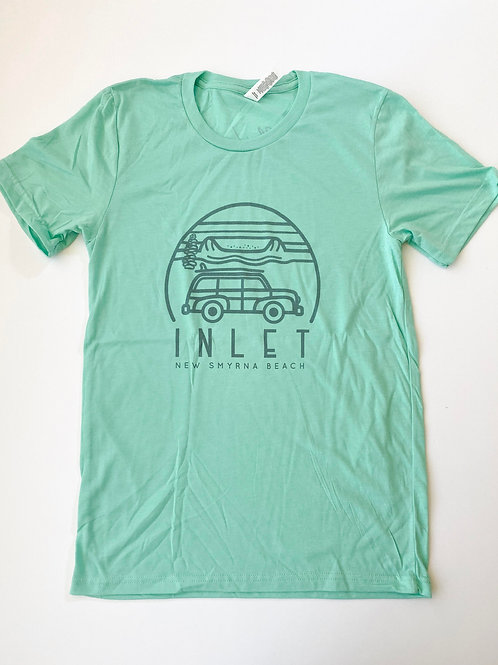 New Smyrna Beach Inlet Unisex T-Shirt