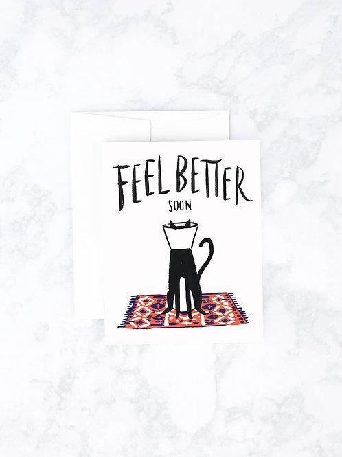 Cat Cone Card by Idlewild
