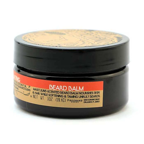 Natural Beard Balm by Freehand Goods