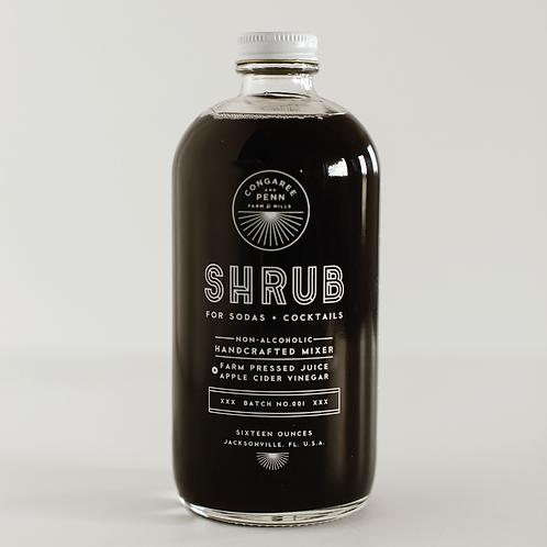 Blackberry Satsuma Shrub by Congaree & Penn