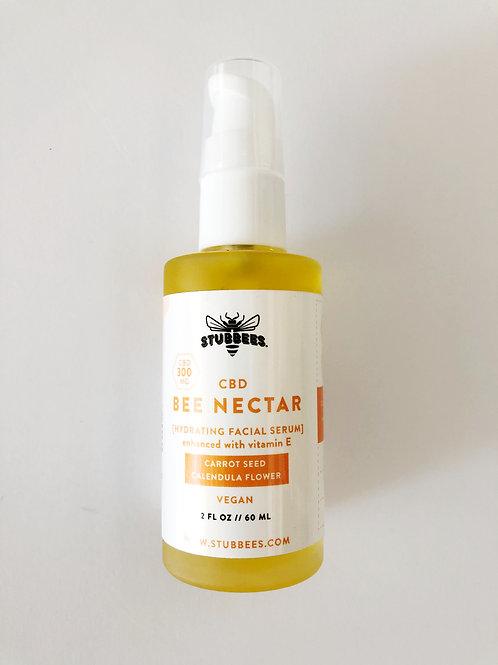 Bee Nectar Hydrating Facial Serum 300MG CBD by Stubbees