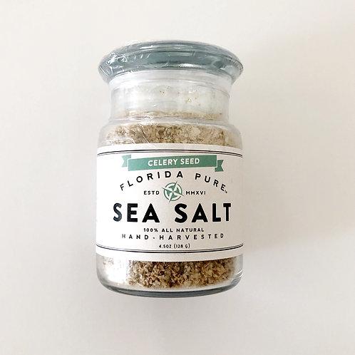 Celery Seed Pure Sea Salt by Florida Pure