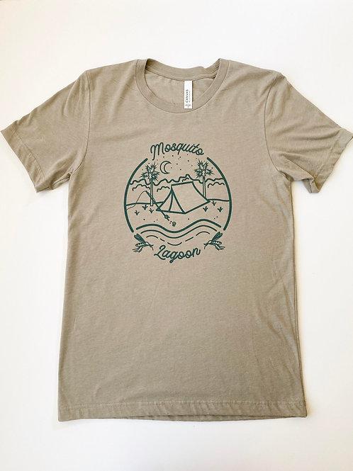 Mosquito Lagoon Unisex T-Shirt