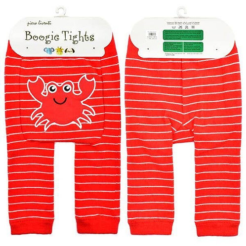 Crab Baby Boogie Tights by Liventi