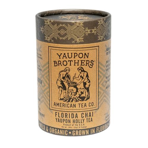 Florida Chai Yaupon Tea by Yaupon Brothers