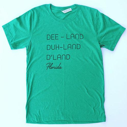 DeLand Vernacular Unisex T-Shirt