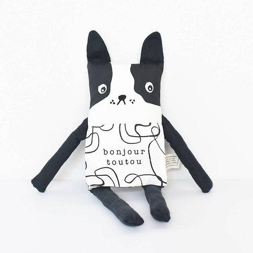 Organic Dog Flippy Friend by Wee Gallery