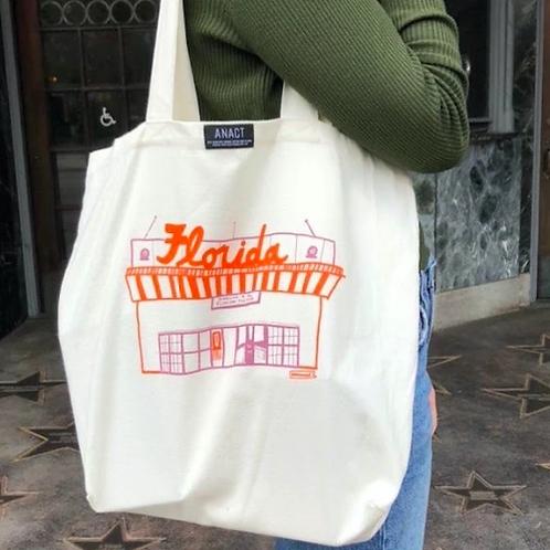 Florida Tote Bag by ANACT