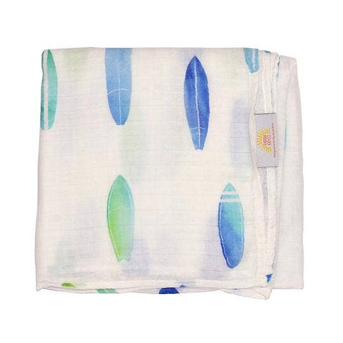 Surfboard Swaddle by Florida Kid Co.