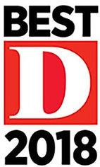 D magazine best doctor award 2018