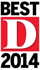 D magazine best doctor award 2014