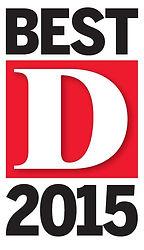 D magazine best doctor award 2015