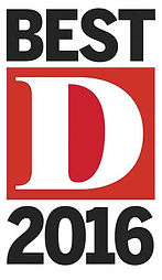 D magazine best doctor award 2016