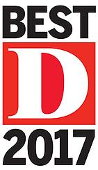 D magazine best doctor award 2017