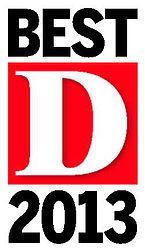 D magazine best doctor award 2013