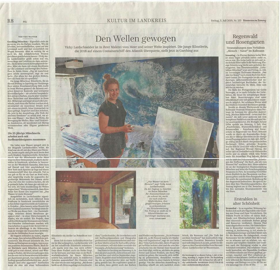 SZ Artikel Lardschneider Vick Anna