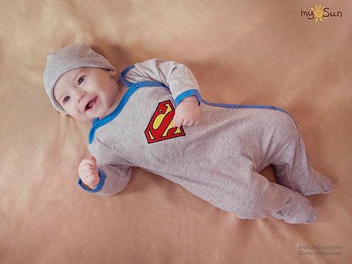"""Комбинезон """"Супермен"""""""