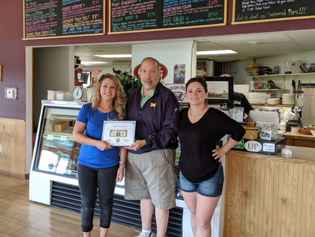 Familiar Business, New Faces: Upper Crust Owners Receive First Dollar