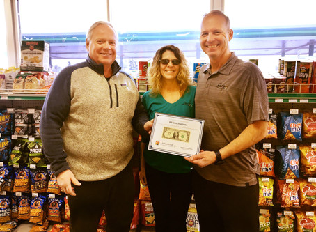 New BP Owners receive First Dollar
