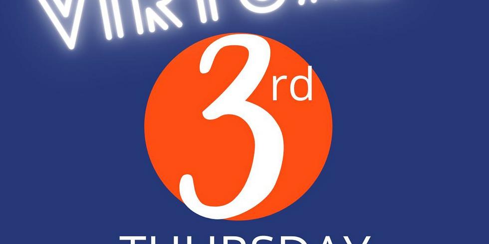Virtual Third Thursday Networking Event