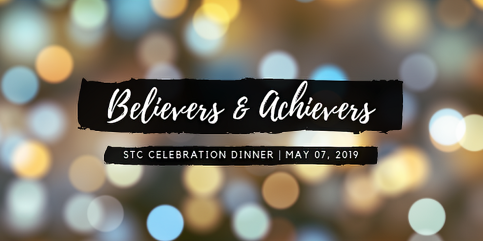 2nd Annual Believers & Achievers Celebration