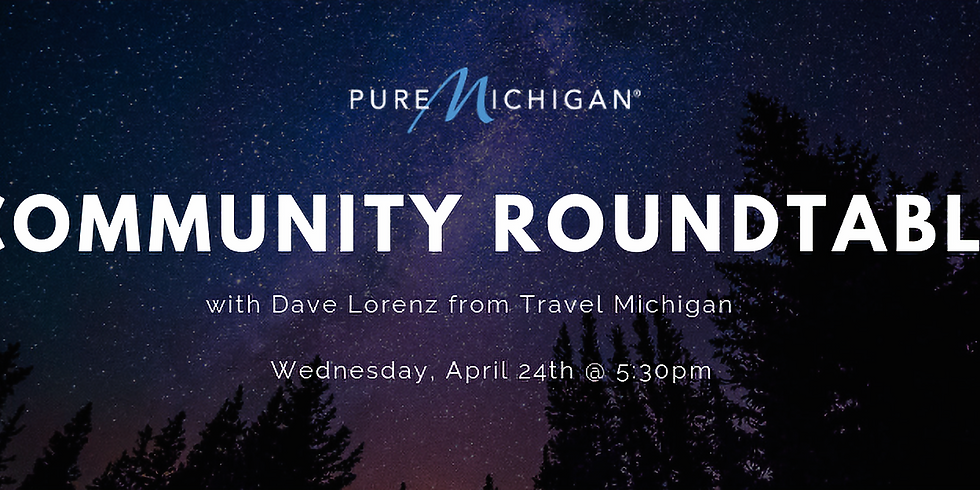 Community Roundtable with Pure Michigan